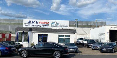 AVS Autovermietung Schulz GmbH & CO KG in Bad Salzungen