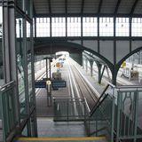 Bahnhof Darmstadt Hbf in Darmstadt