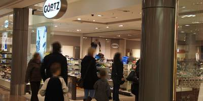 Görtz Schuhe in Darmstadt