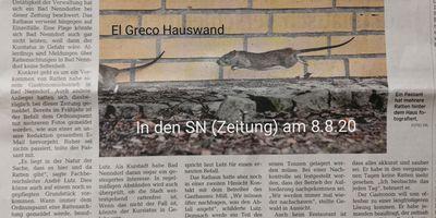 El Greco in Bad Nenndorf