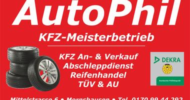 AutoPhil Motorsport Kfz & Reifenhandel Service Tunning Zubehör in Gladenbach