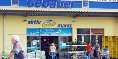 Gebauer`s aktiv frisch markt in Süßen