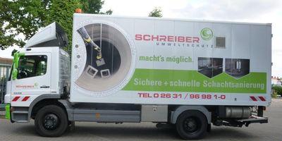 Abfluß-Arbeiten Schreiber Umweltschutz GmbH in Neuwied