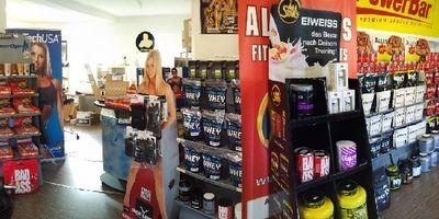 Fitnessladen Erfurt,Bodyshop Erfurt,Fitnessshop in Erfurt