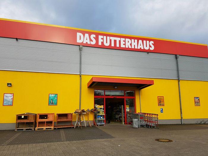 Das Futterhaus 3 Bewertungen Wuppertal Barmen Vor der