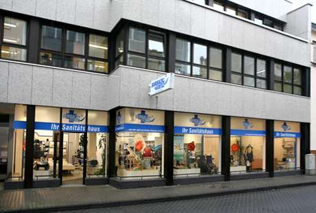 26cfe4d90c8b52 Burbach + Goetz Deutsche Sanitätshaus GmbH in Koblenz ⇒ in Das Örtliche