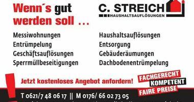 C. Streich Haushaltsauflösungen in Mannheim