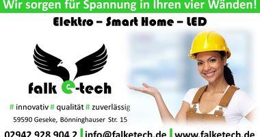 Falk e-tech GmbH in Geseke