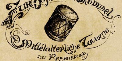 Zur Geflickten Trommel in Regensburg