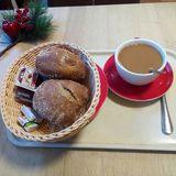 Bäckerei Bauder Café in Seligenstadt