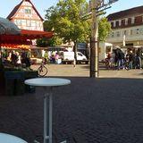 Wochen Markt Seligenstadt in Seligenstadt