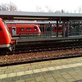 Bahnhof Memmingen in Memmingen