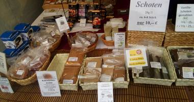 Schokoladenfestival chocolART Wuppertal 2016/ 17 in Wuppertal