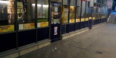 Lotto am Bahnhof in Bottrop