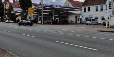 OIL! Tankstelle in Minden in Westfalen