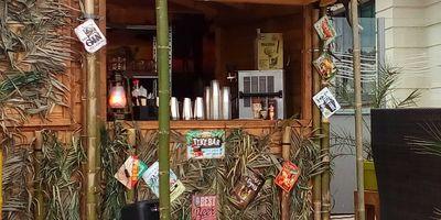 Tiki Bar - Cocktailstand in Ostseebad Heringsdorf