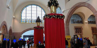 Bahnhof Bad Homburg a.d. Höhe in Bad Homburg vor der Höhe