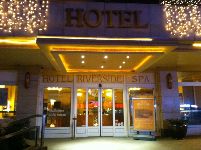 Day Spa Berlin Im Riverside Hotel Wellness 10117 Berlin Mitte
