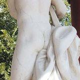 Apollotempel im Schlossgarten in Schwetzingen