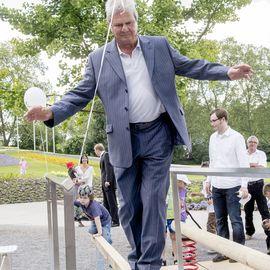 alla hopp! Bewegungs- und Begegnungsanlage in Schwetzingen