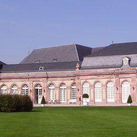 Rokokotheater im Schloss in Schwetzingen