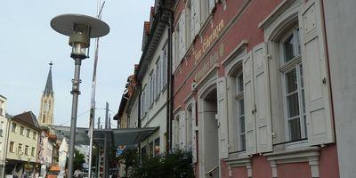 Zum Erbprinzen Hotel Restaurant in Walldorf in Baden