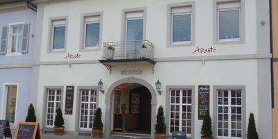 Aposto in Schwetzingen