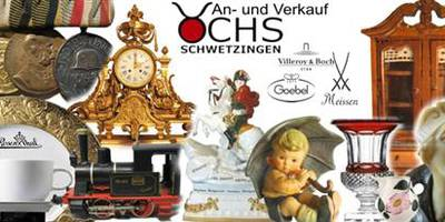 Ochs Dieter An- und Verkauf in Schwetzingen