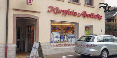 Kurpfalz-Apotheke, Inh. Julian Moll in Ziegelhausen Stadt Heidelberg