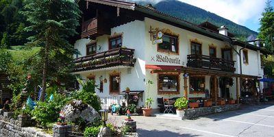 Wirtshaus Waldquelle in Ramsau bei Berchtesgaden