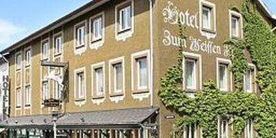 Zum Weißen Rössel Hotel garni in Walldorf in Baden