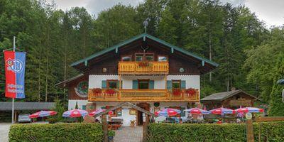 Wirtshaus im Zauberwald in Ramsau bei Berchtesgaden