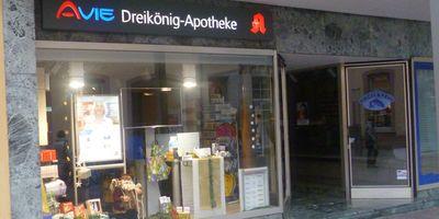 Dreikönig Apotheke Inh. Stephan Vogel in Schwetzingen