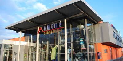 Luxor-Filmpalast Kino in Walldorf in Baden