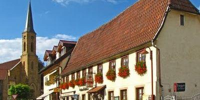 Adler Gaststätte und Metzgerei in Sinsheim