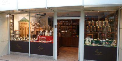 Stoffel Chocolaterie in Mannheim