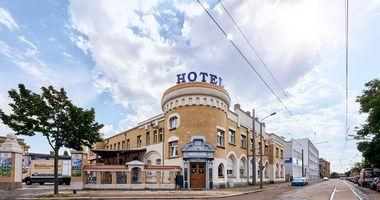 Hotel zur alten Stadtkellerei Leipzig in Leipzig