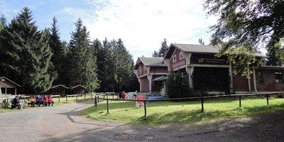 Waldschenke Dreiherrnstein Inh. Franziska Lesser in Brotterode-Trusetal Kurort Brotterode