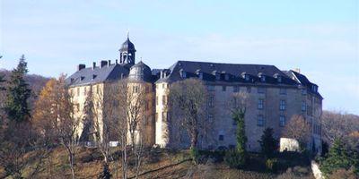 Großes Schloss in Blankenburg im Harz