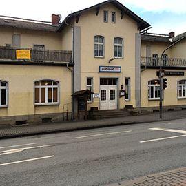 Bild zu Bimmelbahn in Bad Blankenburg
