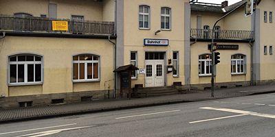Bimmelbahn in Bad Blankenburg