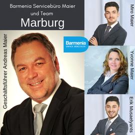 Bild zu Barmenia Versicherung - Andreas Maier in Marburg