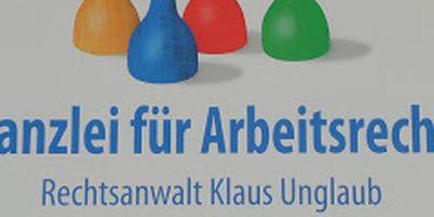 Rechtsanwalt Klaus Unglaub - Kanzlei für Arbeitsrecht in Nürnberg
