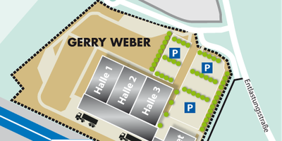 Gerry Weber in Künsebeck Stadt Halle in Westfalen