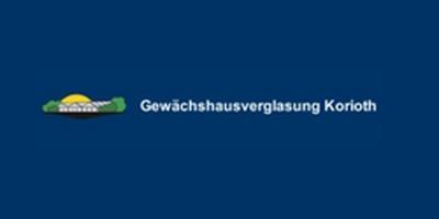 Gewächshausverglasung Korioth in Stuttgart