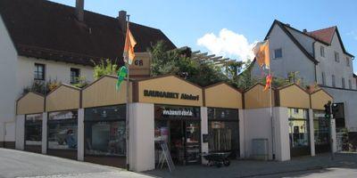 Scharrer H. u. P. Baumarkt in Altdorf bei Nürnberg