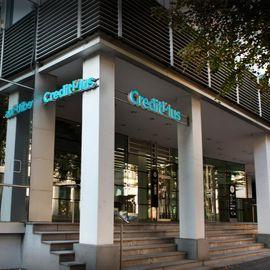 Creditplus Bank AG - Filiale Frankfurt in Frankfurt am Main