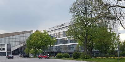 Atlantic Congress Hotel, Messe Essen in Essen