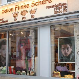 Flinke Schere Inh. Elke Woelke Friseursalon in Wanne Eickel Stadt Herne