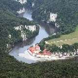 Klosterverwaltung Weltenburg in Weltenburg Stadt Kelheim